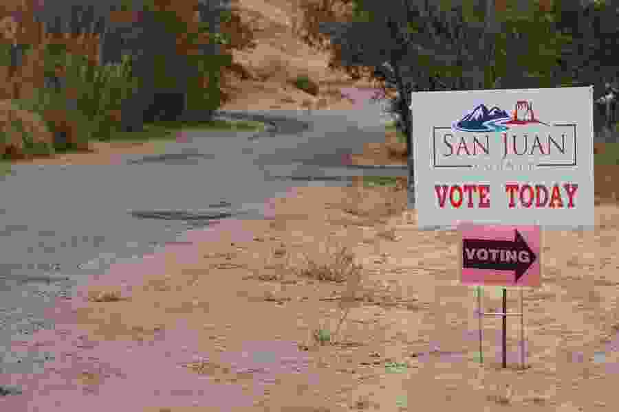 Potential electioneering by San Juan County clerk adds controversy to already heated special election