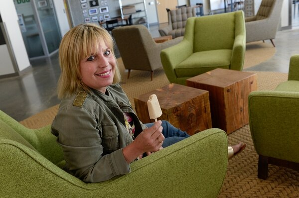 (Francisco Kjolseth | The Salt Lake Tribune) Darby McDonough hopes to develop her Coffee Pops, a gourmet line of coffee popsicles, into a successful product. Student startup teams at the University of Utah are engaged in an intense program. The teams are participating in the Get Seeded Rush to Revenue program provided by the top-ranked Lassonde Entrepreneur Institute, an interdisciplinary division of the David Eccles School of Business that supports aspiring entrepreneurs.