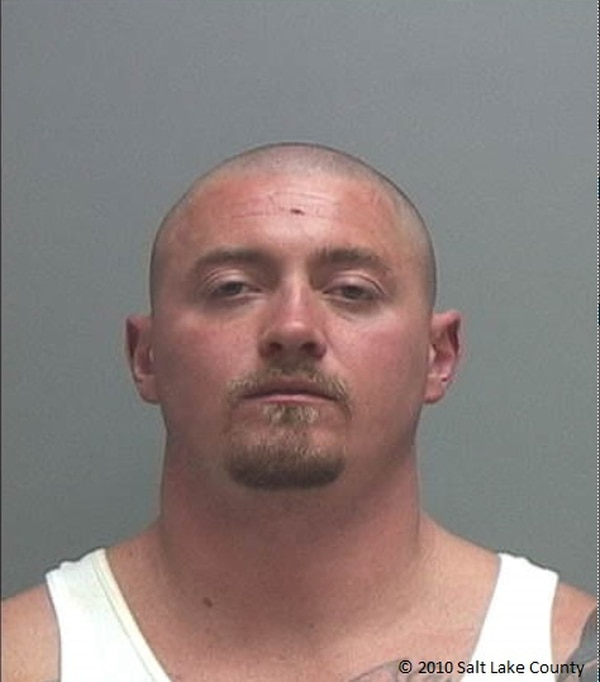 (Photo courtesy of Unified Police Department) Justin Gary Llewelyn