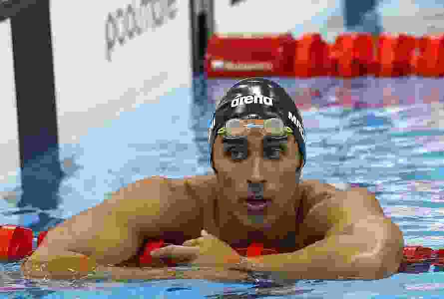 Ex-world champ swimmer Filippo Magnini banned 4 years for doping