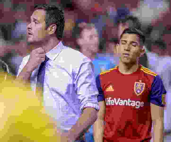 Ten games into the season, Real Salt Lake is off to another slow start