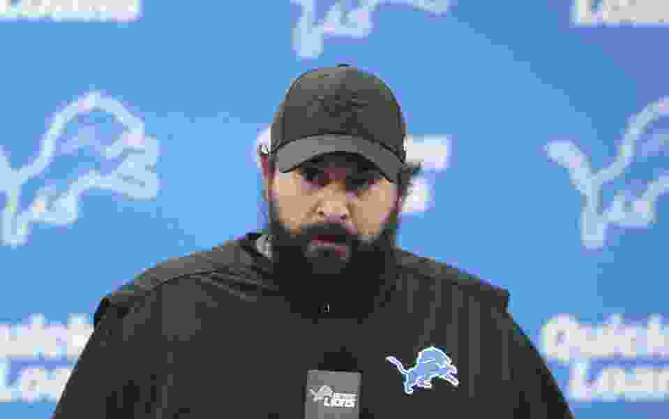 Lions' coach Matt Patricia says he was 'falsely accused' of sexual assault