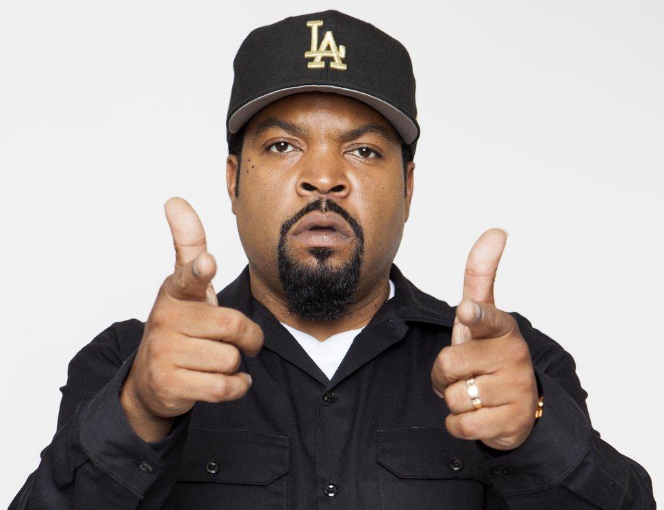 AP file photo Ice Cube