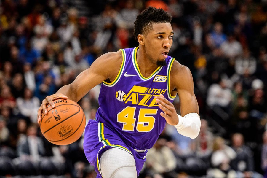 Donovan Mitchell s second season with the Jazz is hardly a sophomore slump 4cb8606da