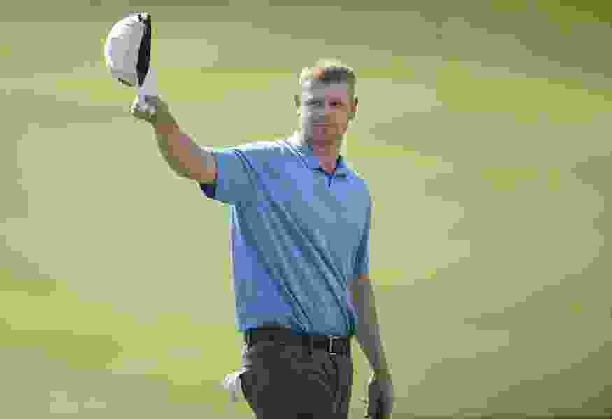 Utah Open: BYU golfer Patrick Fishburn dominates the pros in record-setting performance in Provo