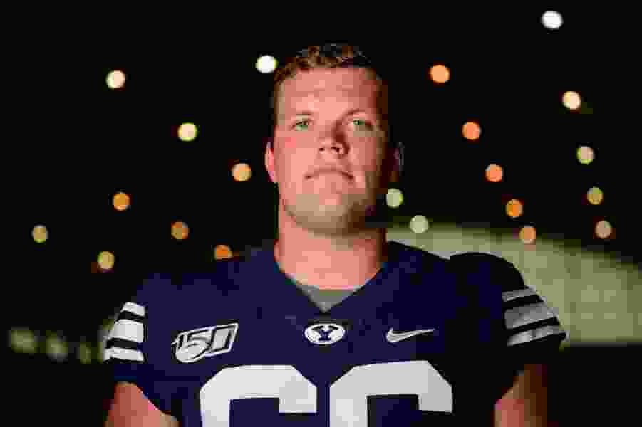 BYU's offensive line has jelled this preseason; now it's time to take the next step