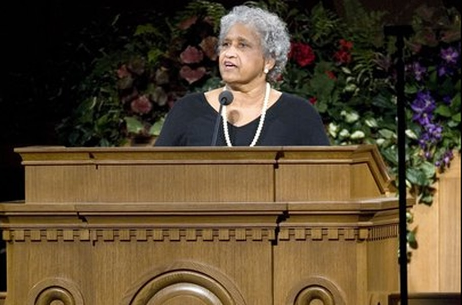'Mormon Land': Cathy Stokes discusses her life as a black Latter-day Saint and the state of race relations inside and outside the church
