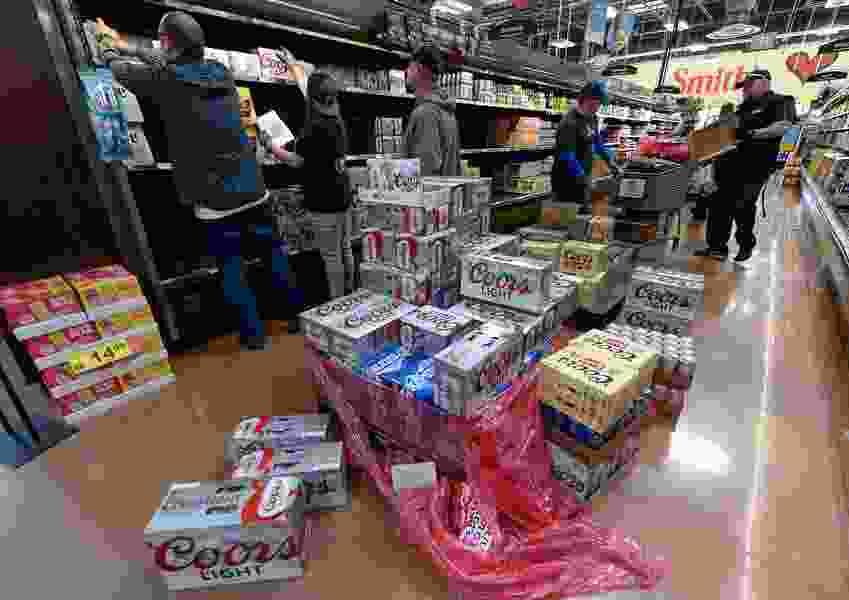 'Hallelujah!' Utahns celebrate stronger beer in grocery stores.