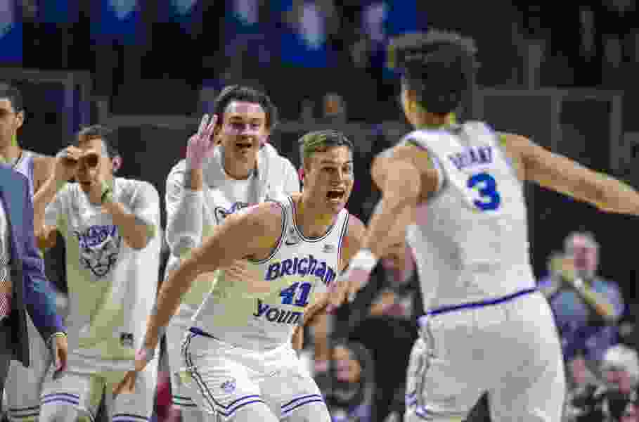 The BYU Cougars have lots of good memories of the WCC Tournament; until they play Gonzaga, anyway