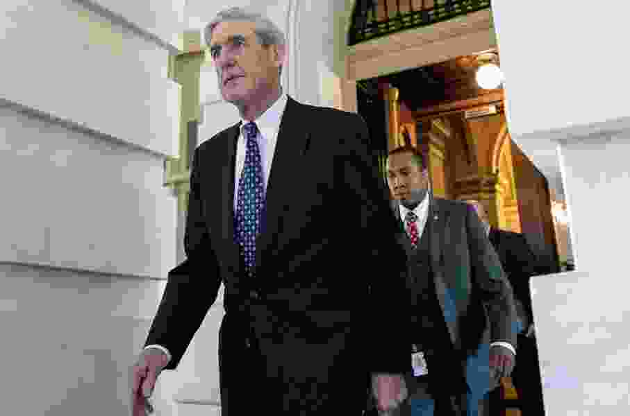 Special counsel Mueller indicts associate of Paul Manafort