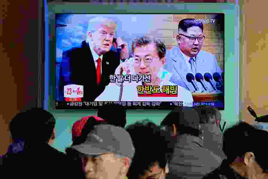 Eugene Robinson: The Trump-Kim summit may not work, but it's worth the try