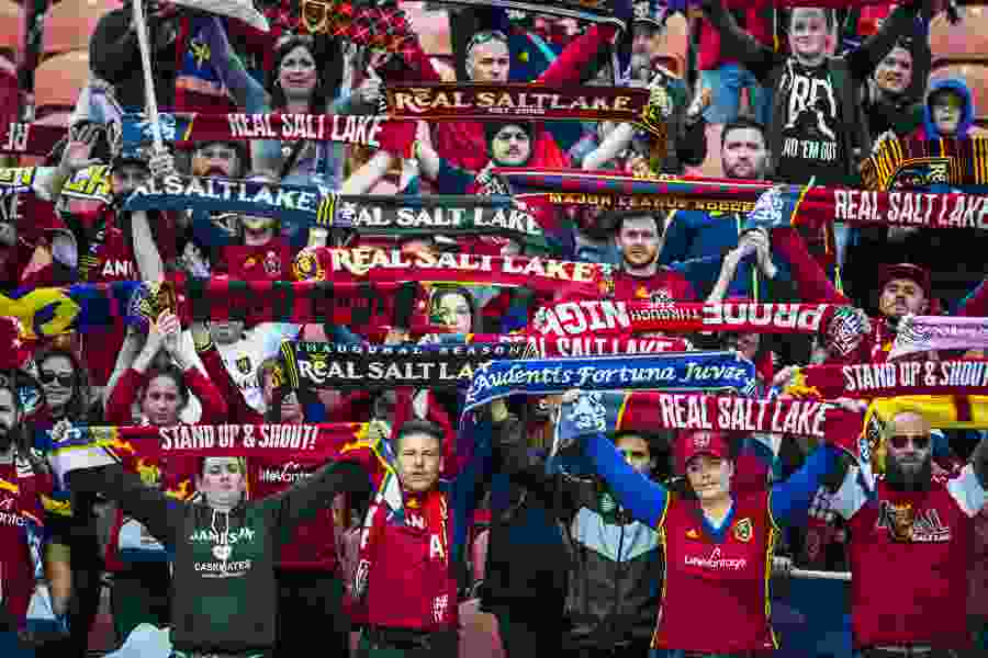 RSL to make history, serving up first-ever Pride Night by a top-tier Utah professional sports team