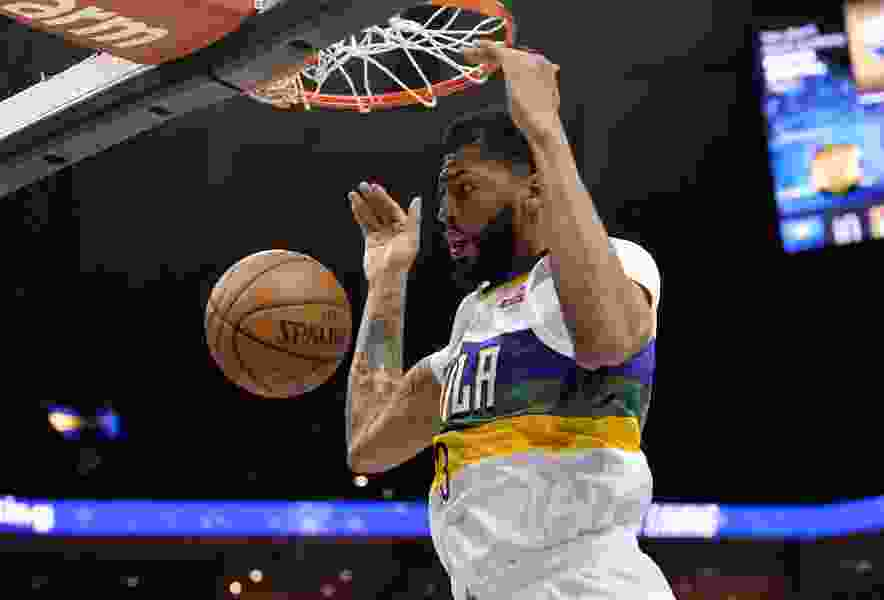 Sources: Pelicans have agreed to trade Anthony Davis to the Lakers in return for three players and three first-round picks