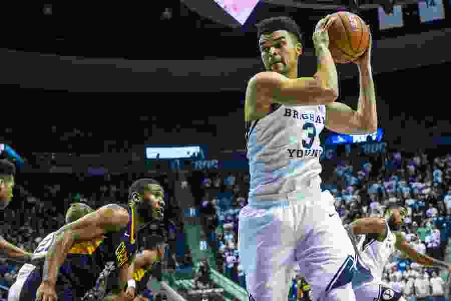 Elijah Bryant, Luke Worthington are BYU basketball captains for 2017-18 season