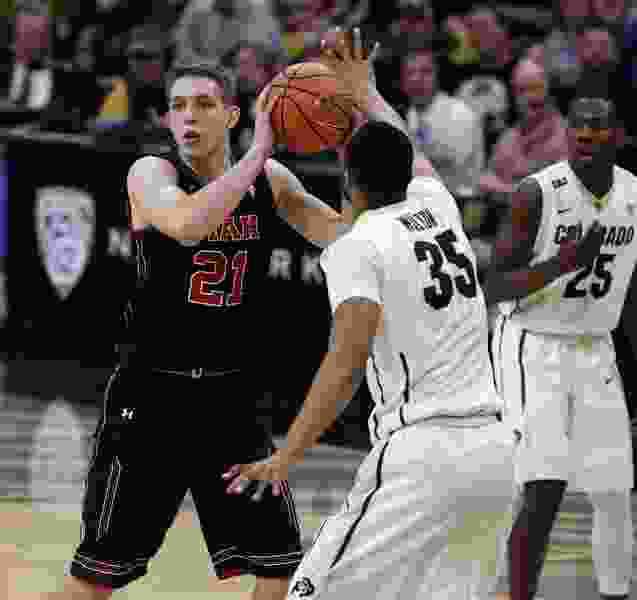 Utah senior Tyler Rawson: We'll be playing the rest of the season for Jon Huntsman Sr.
