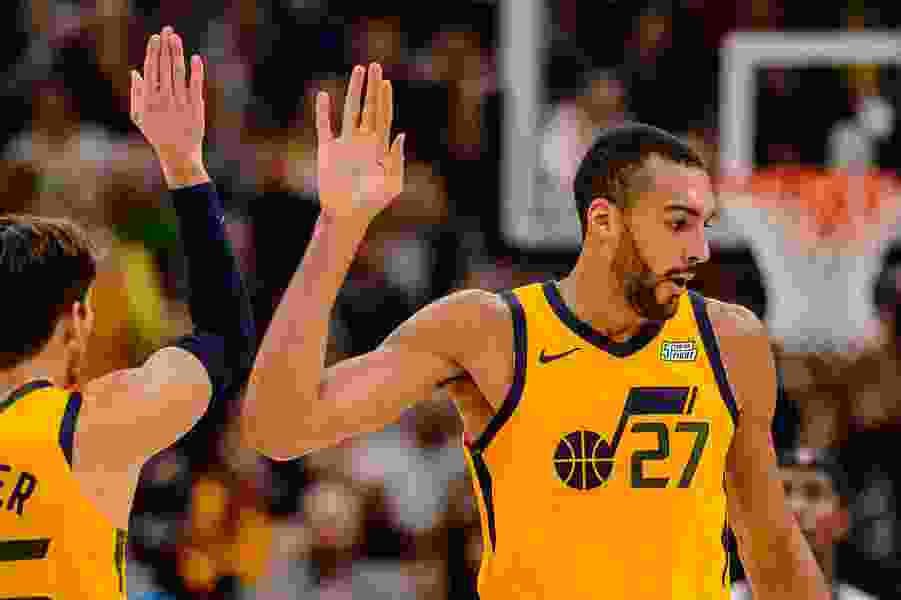 The Triple Team: Andy Larsen's analysis of the Jazz's best-ever 3-point shooting night in win over Spurs