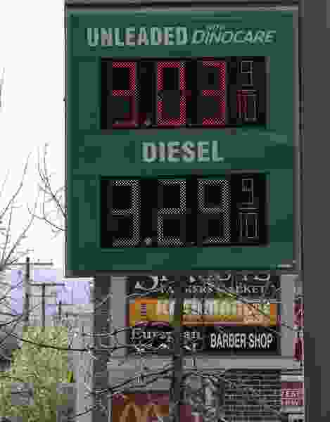 With spring's arrival, gas prices are blooming in Utah and neighboring states
