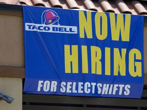 (Francisco Kjolseth  |  Tribune file photo) Help-wanted signs from around the Salt Lake Valley, as seen on Friday, July 17, 2020. Utah reported Friday it had reversed job losses during the first nine months of the coronavirus pandemic to close 2020 slightly up on employment.