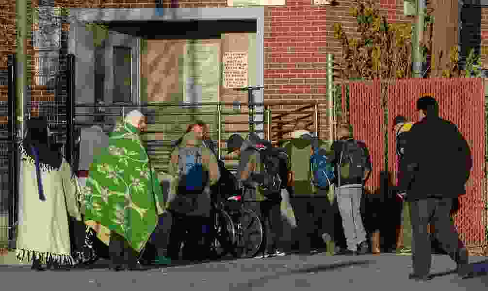 Emergency meeting on homelessness leads to one-month housing push and $1M but no new overflow solutions for crowded shelters