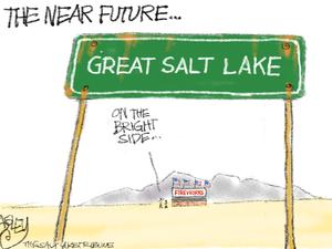The Late Salt Lake   Pat Bagley