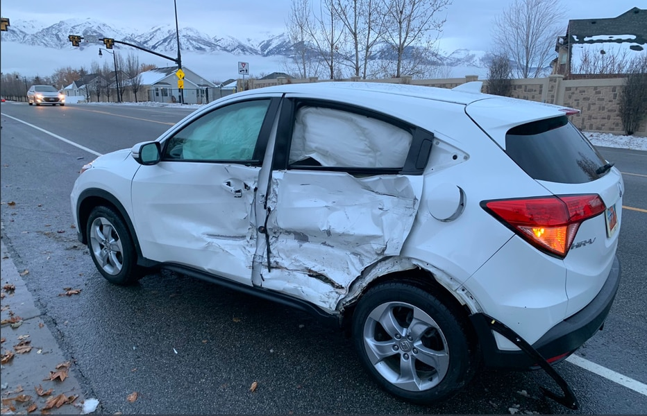 'Bird Box' challenge to blame for vehicle  wreck in Utah, police say