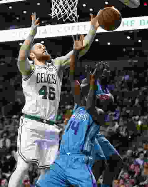 NBA roundup: Celtics beat Hornets for 11th straight victory