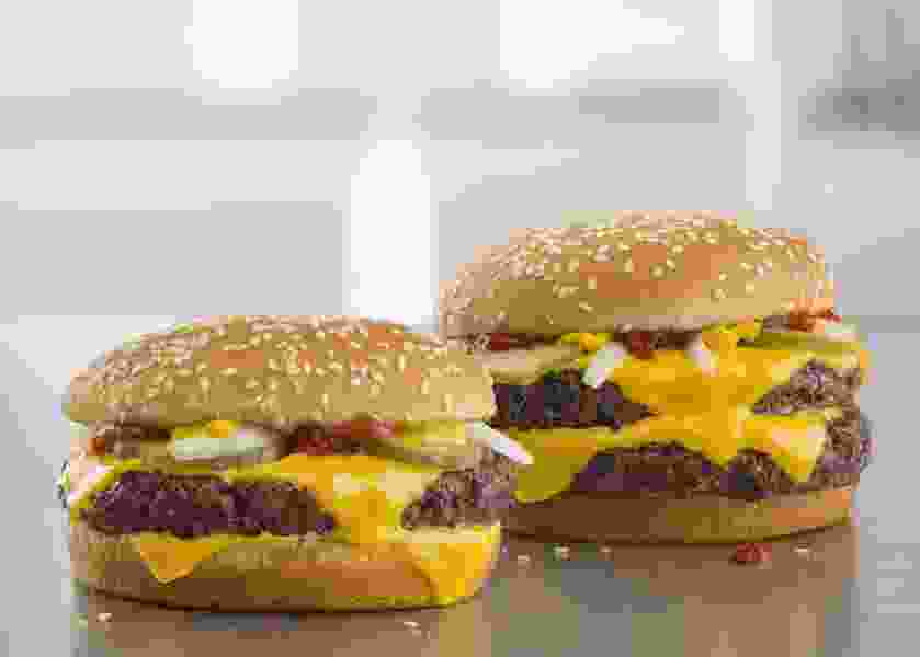 Utah is one of the first places to get McDonald's quarter pounders with fresh beef — not frozen patties