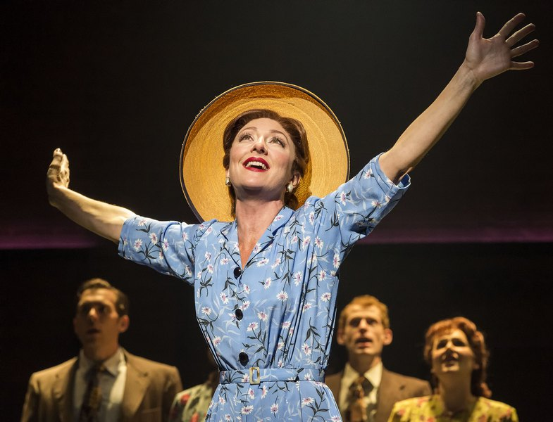 Seeing  Bright Star  in Salt Lake City is the last chance to witness the  amazing performance of the actress who made the show a Broadway hit 74e79767d