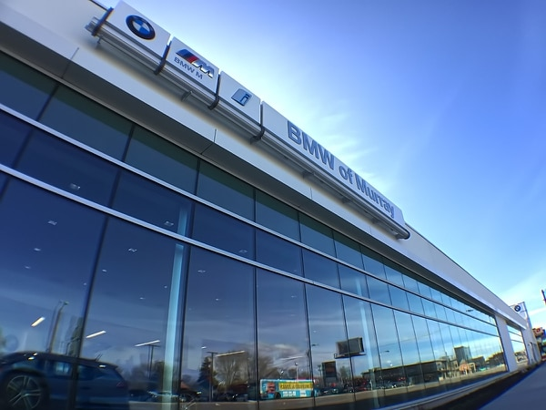 BMW of Murray will have semipermanent displays at Trolley Square when its renovation is complete, part of the effort by developing SK Hart company to use top-flight Salt Lake Valley companies to attract other talent.