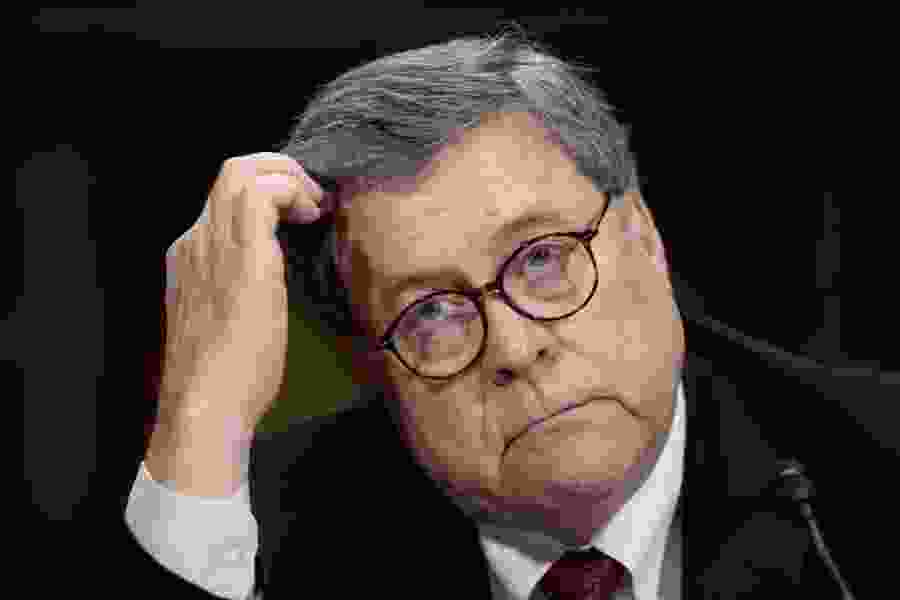 AP source: Attorney General William Barr working with intel chiefs on Russia review