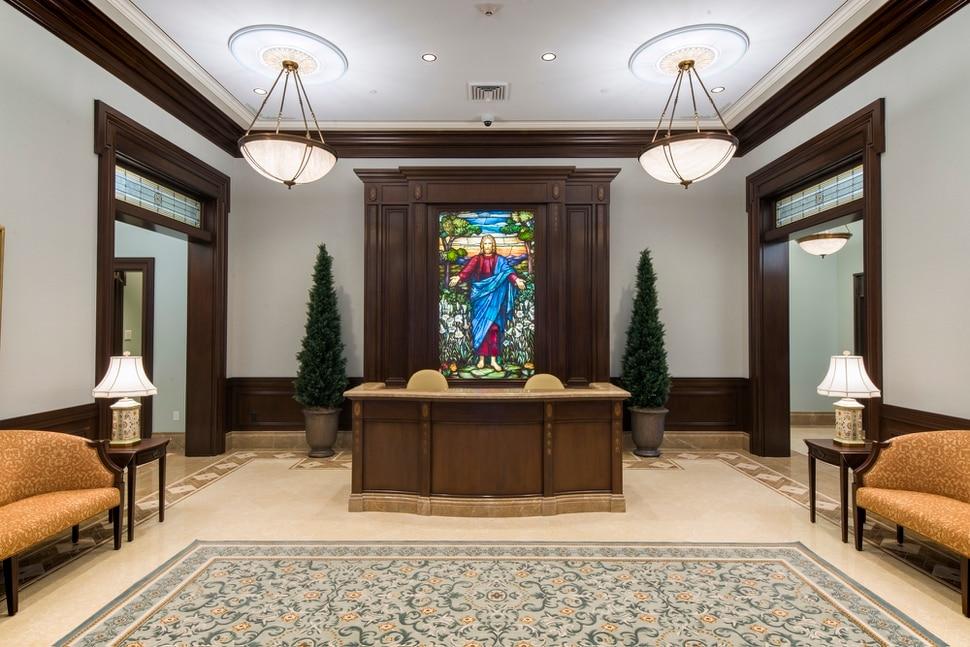 Temple Inside Lds