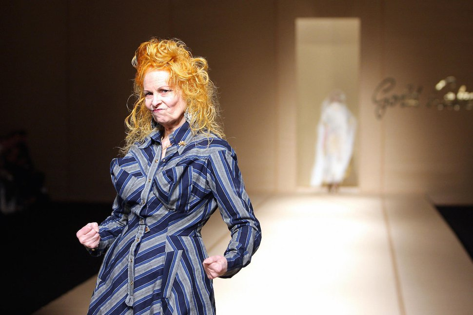 (Pierre Verdy | courtesy Sundance Film Festival) Fashion designer and icon Vivienne Westwood is profiled in Lorna Tucker's