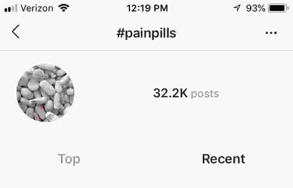 Instagram has a drug problem. Its algorithms make it worse.