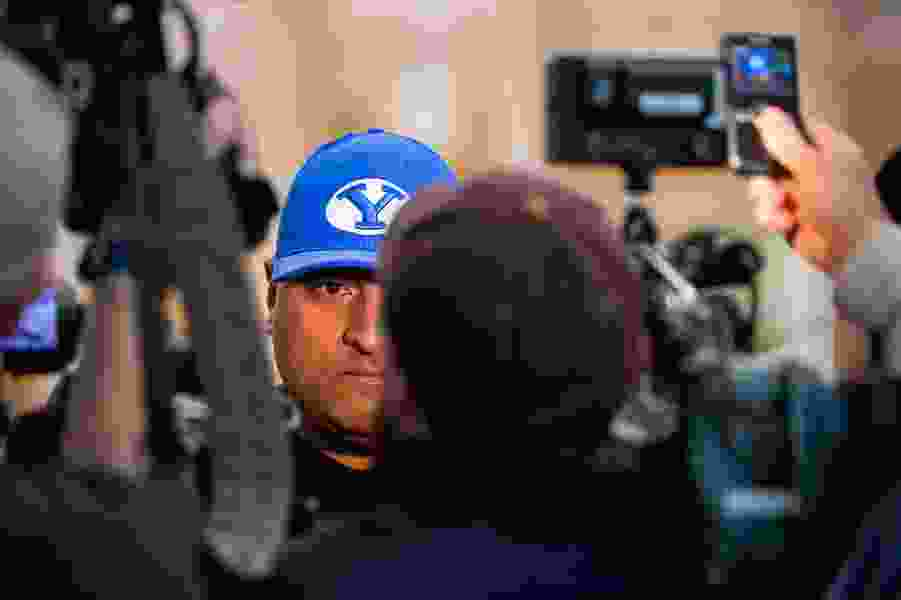Monson: BYU's Kalani Sitake is ready to chuck his nice-guy persona and 'just get really nasty'
