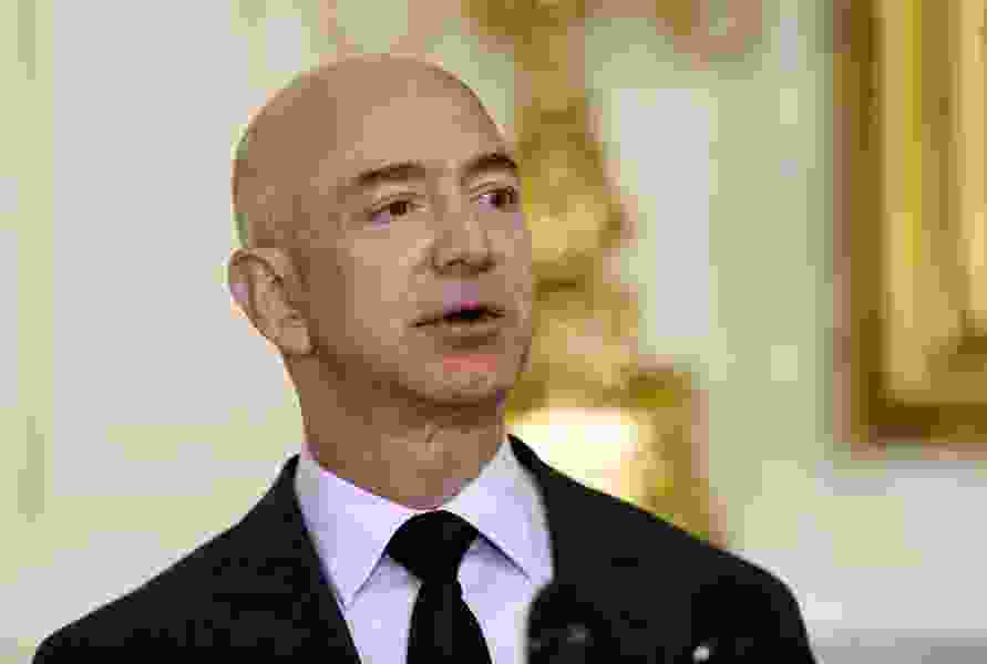 Catherine Rampell: Tax Bezos. Help workers. But not like this.
