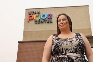 (Utah Pride Center) Stacey Jackson-Roberts was named the new CEO of the Utah Pride Center. She starts Sept. 1, 2021.
