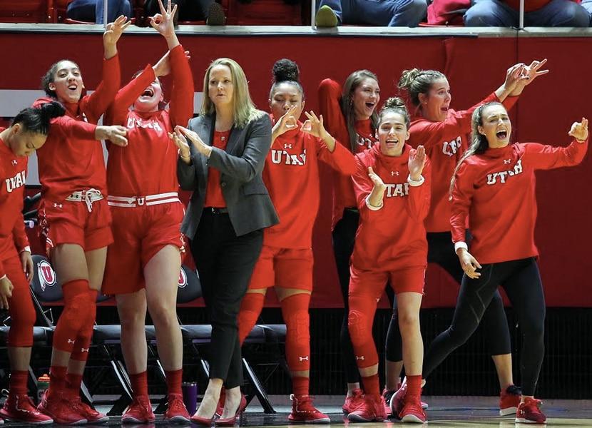 Utah women's basketball team defeats BYU 78-67, improves to 8-0 on season