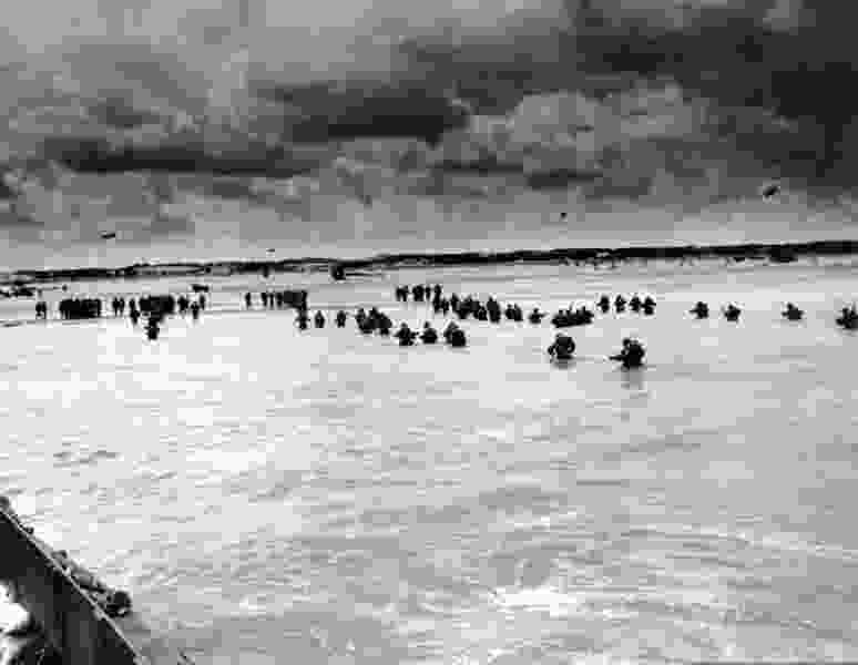 Commentary: D-Day succeeded thanks to an ingenious design called the Mulberry Harbours