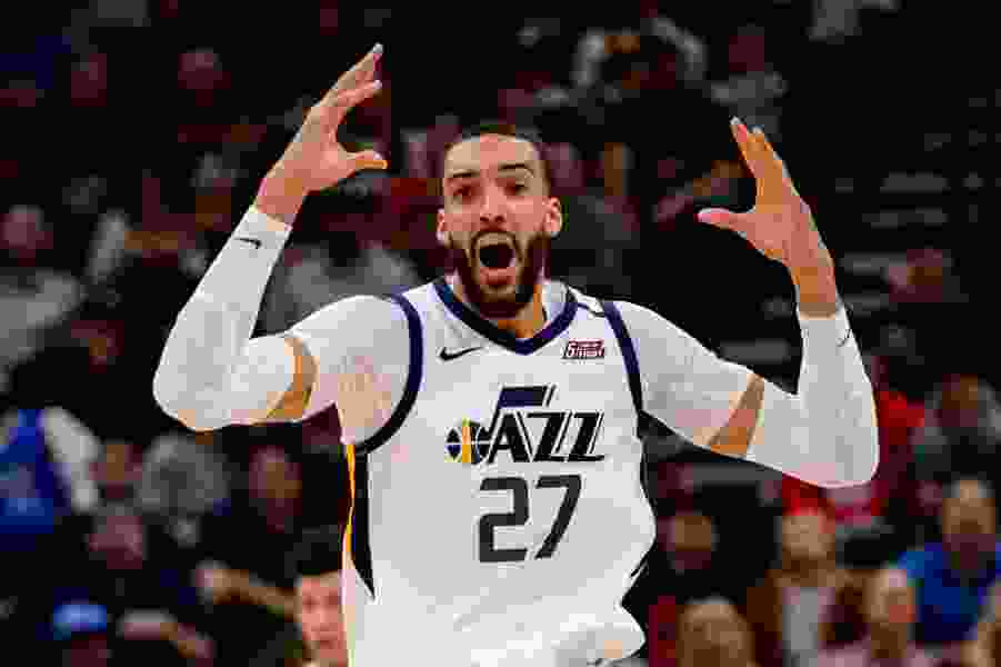 The Triple Team: Rudy Gobert carries the Utah Jazz to a victory against Mavericks