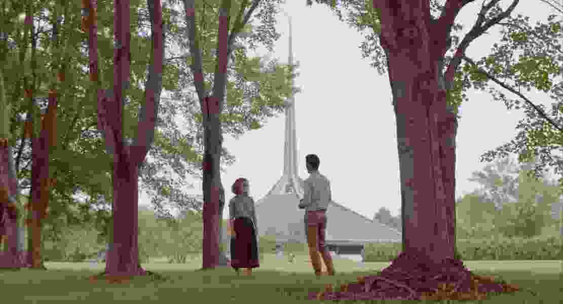 Quietly moving 'Columbus' seeks connections between people and with architecture