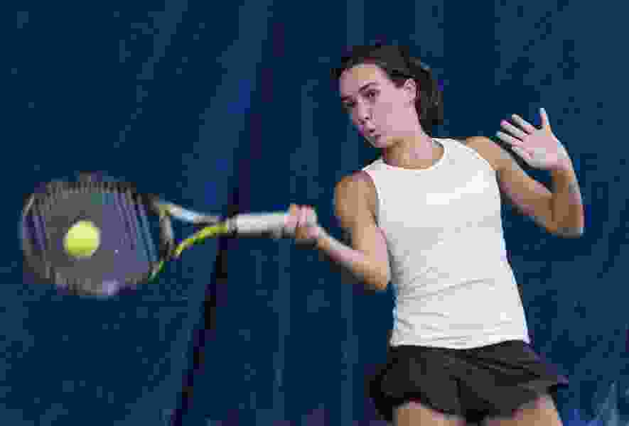 Rowland Hall's Katie Foley wins another state tennis title, this time in 3A