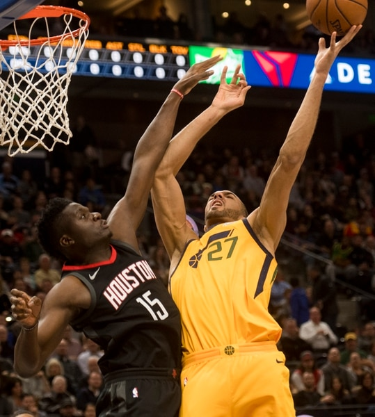 Rockets Jazz Game 1: Jazz Lose Second Game In A Row, 112-101 To Harden, Paul