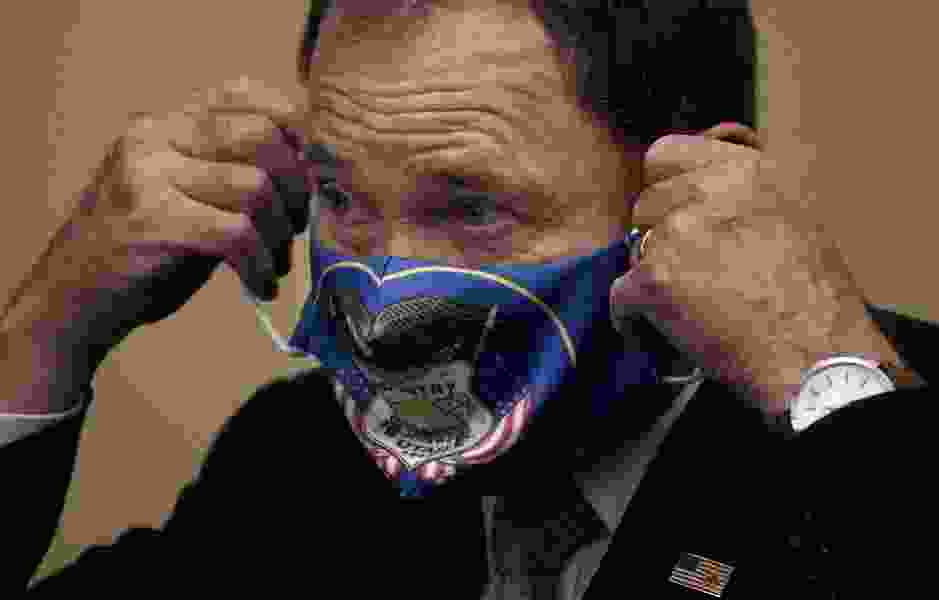 Gov. Gary Herbert requires masks for all in K-12 schools this fall, but does not impose statewide mandate