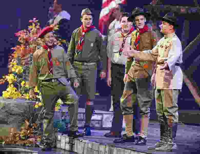 Commentary: Mormons and the Boy Scouts, once joined at the hip, are now heading down different trails