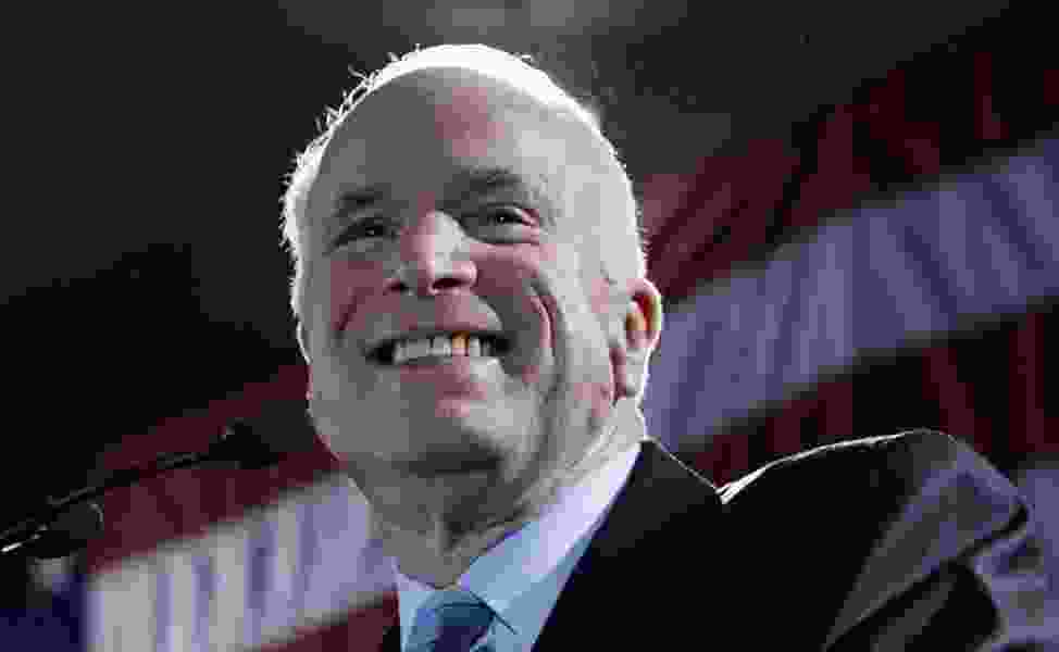 Jennifer Rubin: John McCain embodied time-honored virtues