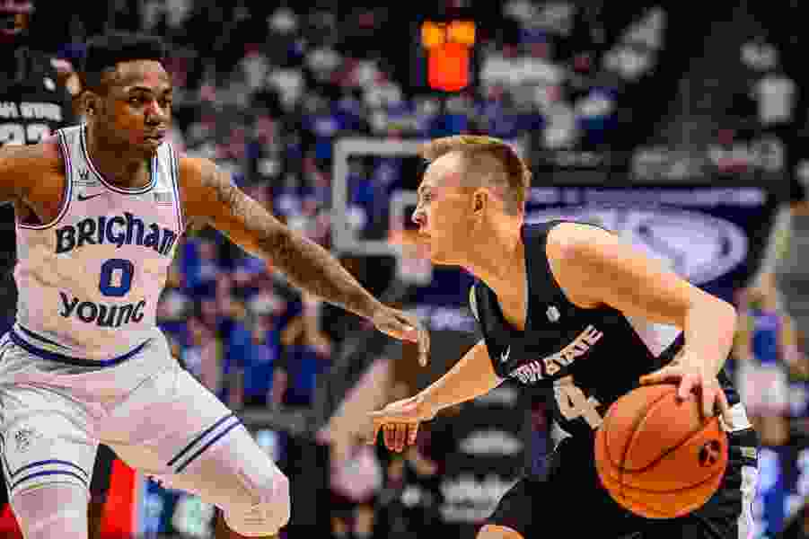 With disgruntled guard Jahshire Hardnett back and available to play, BYU will host Portland on Thursday in first home game in almost a month