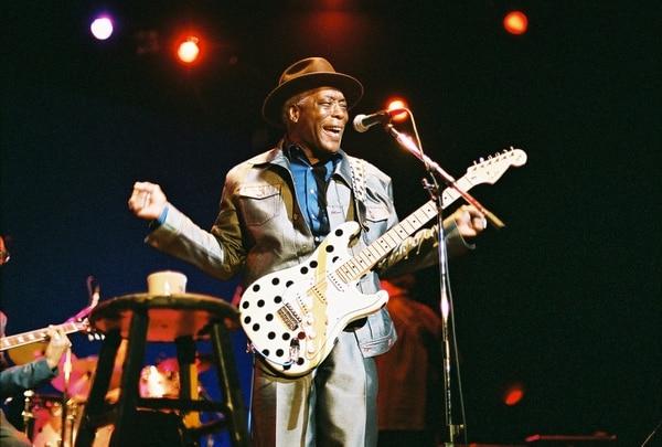 Courtesy photo Blues guitarist Buddy Guy