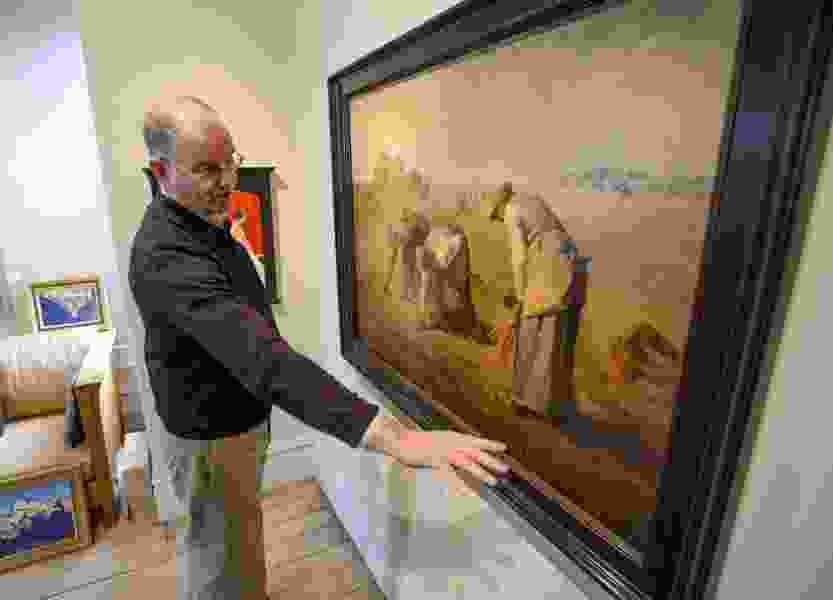 Commentary: Logan school board's willingness to sacrifice art collection for temporary financial relief robs future generations