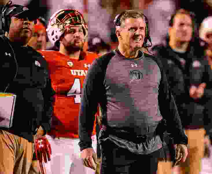 Monson: Kyle Whittingham is no maniac; just a man who understands the condition of his team