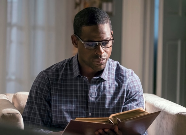 This image released by NBC shows Sterling K. Brown in